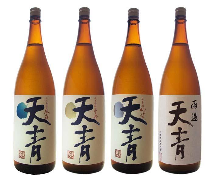 熊澤酒造天青