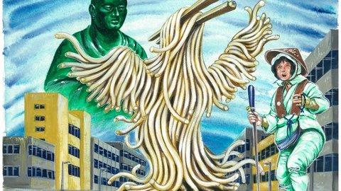 あなたのジモトも襲われる!斬新すぎる「ご当地怪獣」が日本各地で大暴れ