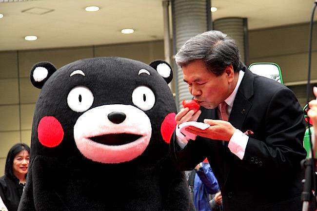 熊本 トマト くまモン トマトラ