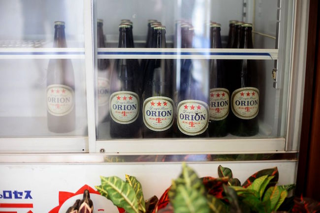 沖縄 オリオンビール オリオンハッピーパーク 名護 工場 観光
