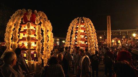 大田区民も実は知らない?池上本門寺「お会式」祭りを楽しむ雑学