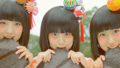 三人官女を擬人化?福岡・柳川っ子のキュートなダンス動画にメロメロ