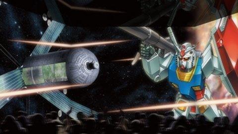 ガンダム、行きまぁす。ハウステンボスに「ロボットの王国」が出現