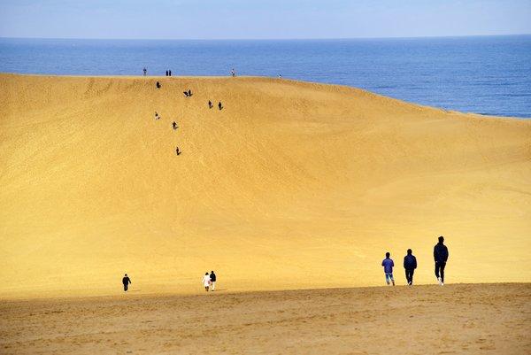 日本 一 砂丘