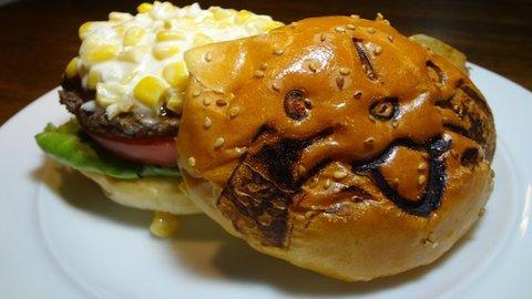 食べられません。多摩市内の地元カフェが「ラスカルメニュー」限定発売
