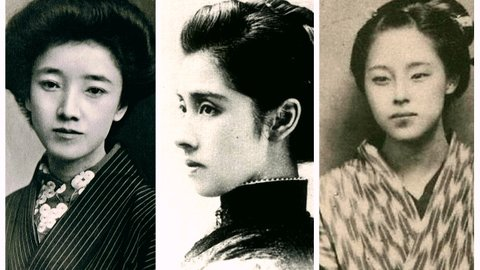 これが日本の美女。古今東西「美人」と呼ばれた女性たちの変遷