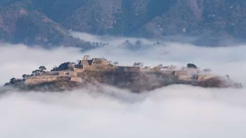 神々が住んでそう。全国各地の幻想的な「雲」風景【東京カメラ部】