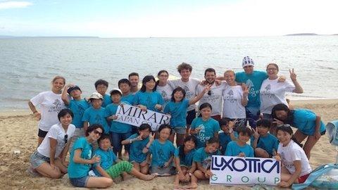忘れられない夏。福島の子どもたちがイタリアの島にサマーステイ