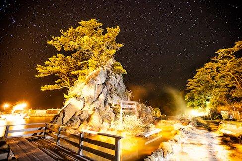 東京から南へ3時間の離島「式根島」は、知る人ぞ知る温泉パラダイス