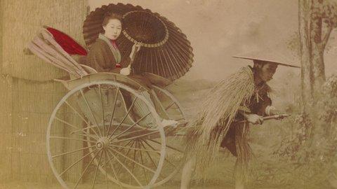 外国人が涙した美しさ。幕末の写真家が撮った「明治時代」の着色写真