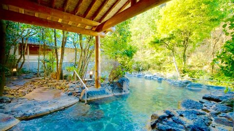 なぜ佐賀の温泉が1位? 60歳以上に人気の温泉ランキングトップ10