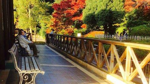 オトナがコドモに戻る休日を。湧き水が飲める都内の駅近公園を探索