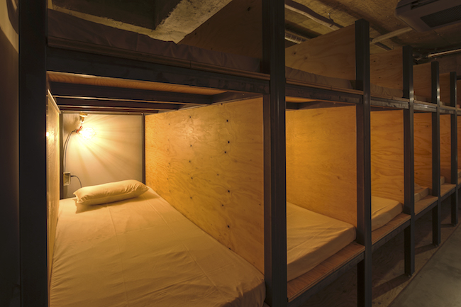 BUNK AREA BED (C)R-STORE 2015