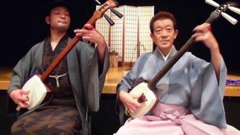 三味線と津軽三味線は何が違うの? 横須賀のソロギタリストが体験