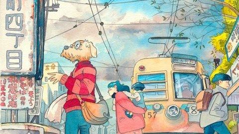 ポーランド人が描いた「ノスタルジックな横浜」が泣ける
