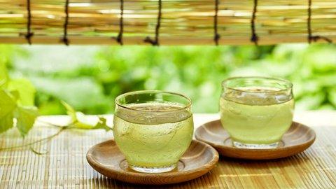 空海が唐から持ち帰ったとされる、奈良県の名茶「大和茶」
