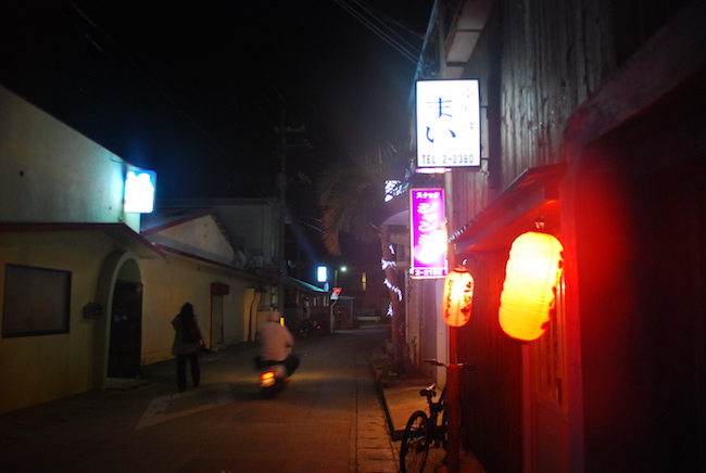 飲み屋ストリート