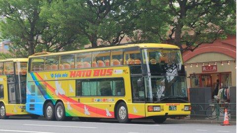 人気が復活!東京観光に欠かせない「はとバス」の経営戦略