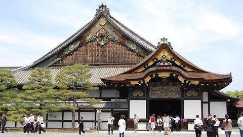 【京都ミステリー】「二条城」はなぜ東に3度傾いて造られたのか?