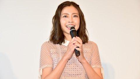 片瀬那奈、33歳年上でも恋愛OK? 広島の婚活映画で「世界が広がった」