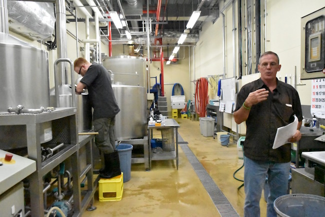 """ビールは生き物""""温度や熟成などで味わいが変化するビールの個性を味わってほしい"""