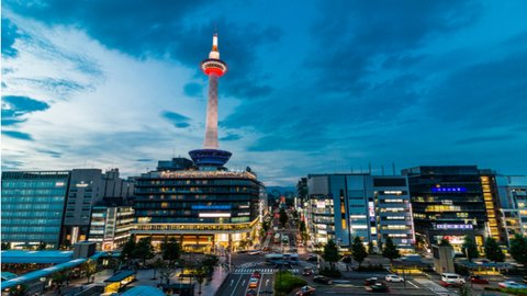 そうだ京都に、100連泊しよう!謎の宿泊プランが話題