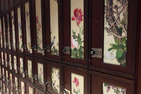 【話題】美しすぎる台湾・故宮博物院のコインロッカー