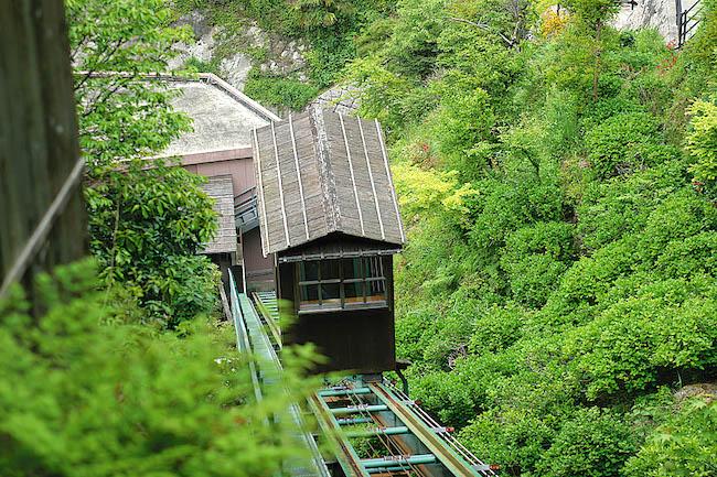 徳島県三好市1ホテルかずら橋
