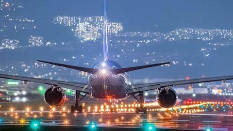 実はインスタ映えする伊丹空港周辺のキレイな夜景ツイートまとめ