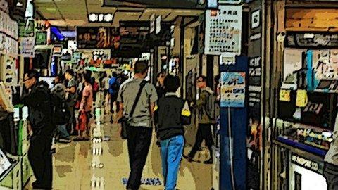 台湾メーカーのスマホが安く買える。台北の穴場スポット「電気街」へ