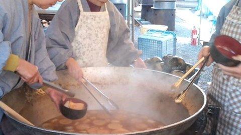 観光客のほとんどが知らない。冬の京都の風物詩「大根焚き」とは?