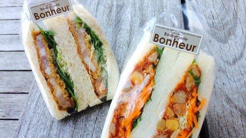 三軒茶屋の民は幸せだ。500円以内で楽しめる本格派サンドウィッチ