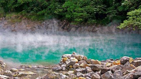 過去には昭和天皇も訪問。台湾最大の温泉郷『北投』へ