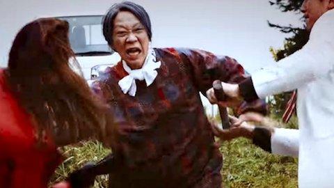 まさかの続編。やたらと強いおばあちゃんのPR動画「登米無双2」