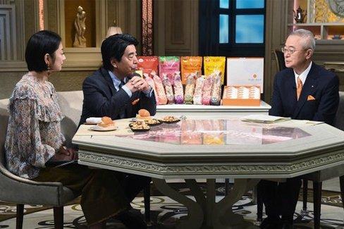 1番人気は「開拓おかき」。100億円を売る北の絶品菓子屋「北菓楼」