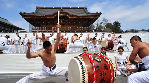 こんな祭りがあったんだ。都内から日帰りで行ける関東の祭り4選