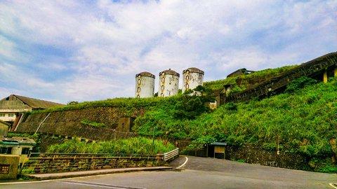 観光客には教えたくない、台湾の隠れスポット「十三層遺跡」