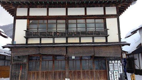 気分は参勤交代。江戸時代からの民家が30軒以上並ぶ「福島・大内宿」