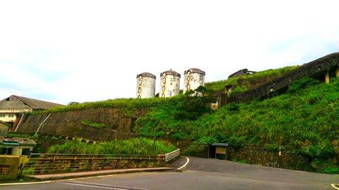 観光客には教えたくない、台湾の隠れスポット 「十三層遺跡」