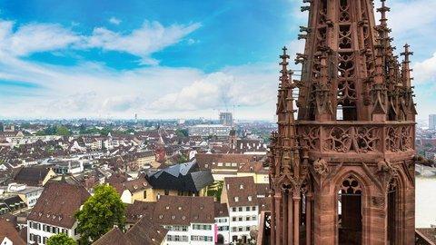 物価は高いが旅行者には優しい。スイス屈指の文化都市・バーゼルを行く