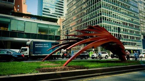 ニューヨークの街角はなぜこんなにもアートなんだ