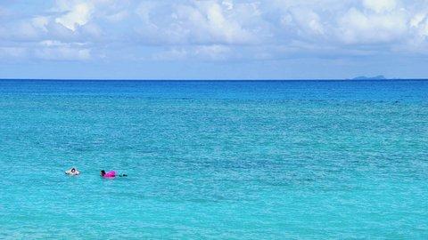 運命的な「青」に出会う。日本最南端の有人島・波照間島の美しさ
