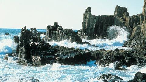 地元の名物は、崖です。福井の新観光地「がけっぷちリゾート」探索