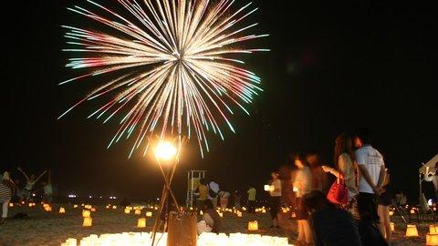 何かを言いたくて…夏。花火で「想い」を伝える南紀白浜の感動旅プラン