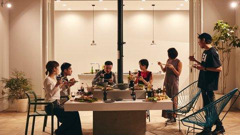 夏のお泊りアウトドア、今年は豪華キッチン付で「作って食べる」が流行りそう