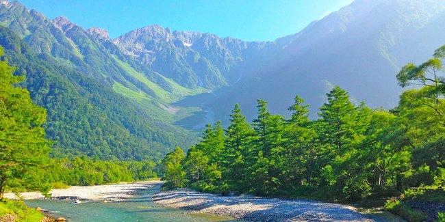 日本にもこんなところがあったのか!外国人も驚く「上高地」の美しさ