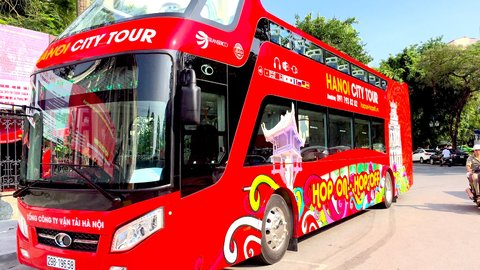 初めての海外都市は「2階建てバス」でぐるっと観光するのが正解