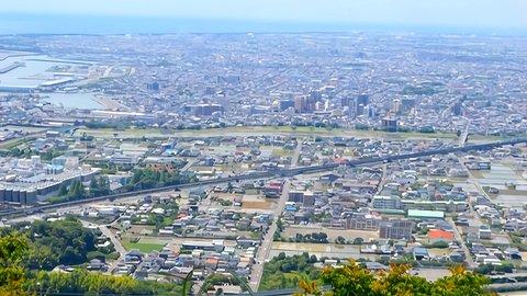 【私の出合った日本百名山】静岡焼津市の「高草山」から見えた絶景