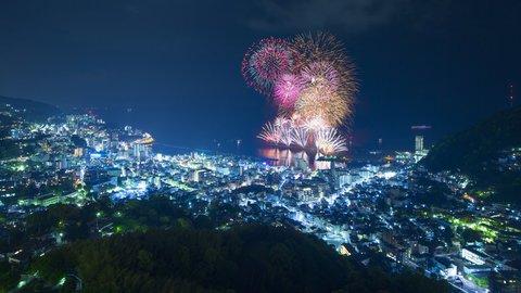 熱海が最近、元気です。海に温泉、夏は花火で人気観光地に返り咲き