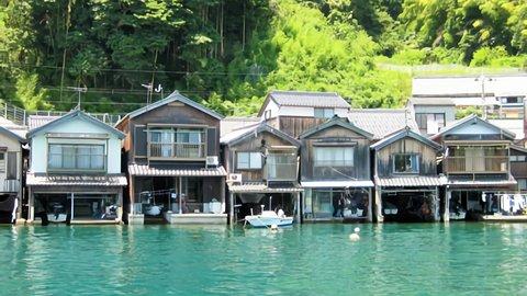 日本のベネチア「伊根の舟屋」に入って自由に遊べる施設が誕生!